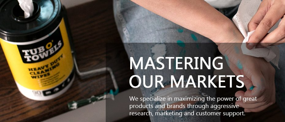 Mastering Our Markets